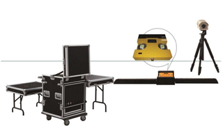 EI-V9B Mobile Under Vehicle Inspection System