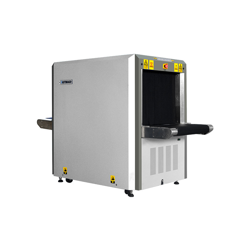 EI-6550 Advanced X-ray Baggage Scanner for Checkpoint